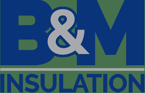 B&M Insulation Logo
