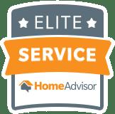 HomeAdvisor Elite Service Award - B&M Insulation Co., Inc.
